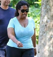 Oprah fat