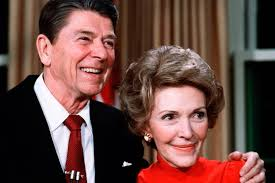 Nancy and Ronald Reagan 1