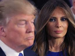 Trump and Melania 3