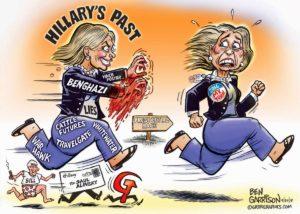 Hillary lies 2